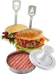 Пресс для <b>гамбургеров</b> СПАРК + <b>Шпажки для гамбургеров</b> ...