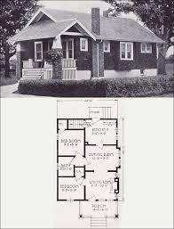 s Small Vintage Bungalow Cottage   The Clifton   Standard     Standard Homes Company Plan   The Cliftonone htm quot