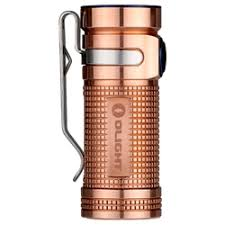 «<b>Фонарь Olight S Mini</b>-Cu Copper Limited Edition (BLACK ONYX ...
