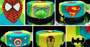 Superhero Birthday! - Sweet Dreams