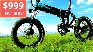 "The Best <b>Electric Folding</b> ""Fat <b>Bike</b>"" for less than $1000: <b>Fiido M1</b> ..."
