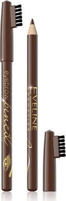 Eveline <b>Контурный карандаш для бровей</b> - коричневый Eyebrow ...