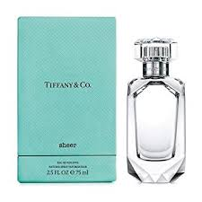 Tiffany & Co. Sheer by Tiffany 2.5 oz EDT Perfume ... - Amazon.com