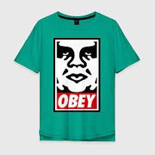 <b>Футболки Obey</b> от 840 руб, купить в интернет магазине