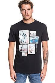 Светло-серые <b>футболки</b> и майки мужские <b>QUIKSILVER</b> в ...