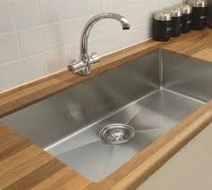 undermount kitchen sink stainless steel:  stainless kitchen sink ideas stainless simple undermount sink