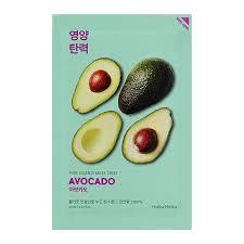 Смягчающая <b>тканевая маска</b> Pure Essence Mask Sheet Avocado ...