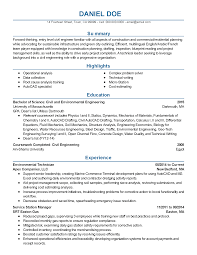 professional environmental technician templates to showcase your resume templates environmental technician