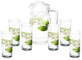Купить Набор Luminarc <b>White</b> Orchid <b>кувшин</b> + стаканы 7 ...