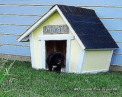 Free Dog House Plans to BuildFree Dog House Plans
