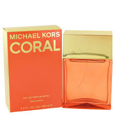 Michael Kors <b>Michael Kors Coral</b> Eau De Parfum Spray for Women ...