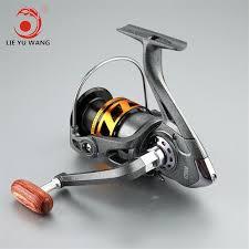 Lieyuwang <b>13 1BB</b> Fishing Reel Metal Spool Spinning Fishing ...