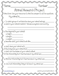 animal research template bie writing a well animal research template more