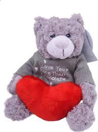 <b>Magic Bear Toys Мягкая</b> игрушка Мишка Рональд в свитере с ...