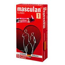 <b>Презервативы Masculan 1 Classic</b> Нежные, 10 шт - купить, цена ...