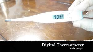 Hicks <b>Digital Thermometer</b> | with Beeper | Measure <b>Body</b> ...