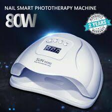 <b>80W</b> Nail Dryers & UV/<b>LED Lamps for</b> sale | eBay