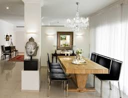 eclectic dining table room design decor