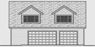Garage Apartment Plans is Perfect for Guests or TeenagersCGA  Studio Garage Plans  apartment over garage  car garage plans