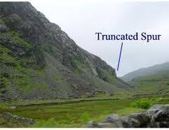 Image result for truncated spur formation