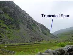 Image result for truncated spur formation