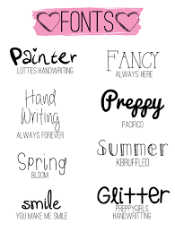 graphic design everything a la mode the larger text is just an example of the font and the writing below is the of the font below are the links to each font they re all
