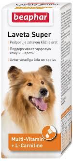 Coat nourishing drops for dogs <b>Beaphar Laveta Super</b> 50 ml – My ...