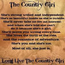 Northern Country Wild: Country Quotes