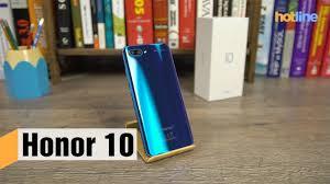 <b>Honor</b> 10 — обзор смартфона - YouTube