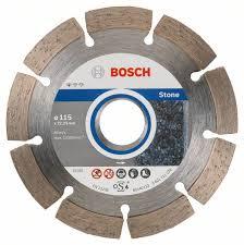 <b>Алмазный диск</b> Standard for Stone (115х22.2 мм; <b>10 шт</b>.) <b>Bosch</b> ...