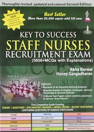 buy key to success staff nurses recruitment exam 5000 mcqs buy key to success staff nurses recruitment exam 5000 mcqs explanations book online at low prices in key to success staff nurses recruitment