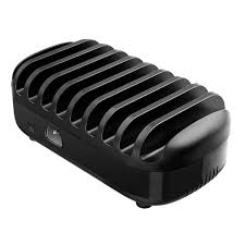 <b>Orico 10</b> Port Tablet/Smartphone USB Charging Station – Black ...