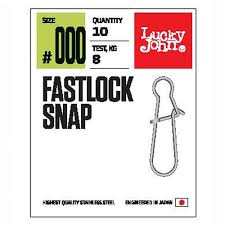 <b>Застежки Lucky John Pro</b> Series Fastlock Snap купить в Москве в ...