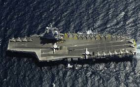 France deploys the Charles de Gaulle aircraft carrier, in pictures ...