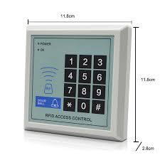 <b>RFID 125Khz</b> Access Control Machine Security <b>RFID</b> Proximity Entry ...