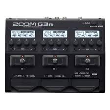 <b>Процессор</b> эффектов <b>Zoom G3n</b> со встроенным эмулятором ...