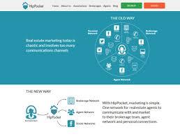 real estate marketing and networking platforms disclosuresave hippocket