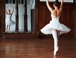Mirrors in Ballet and Music