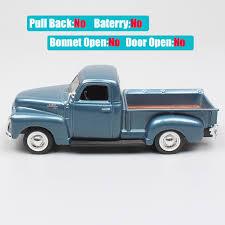 <b>1:43 Scale</b> Road signature vintage 1950 GMC PICKUP truck <b>metal</b> ...