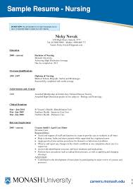 cover letter resume examples nursing nursing resume examples  cover letter resume examples nursing student resume example sample registered nurse format samples rn charge icu