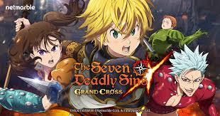 The <b>Seven Deadly Sins</b>: Grand Cross - Netmarble