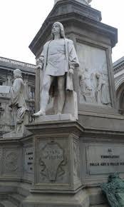 Изображение Monumento <b>a Leonardo</b> da Vinci, Милан