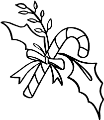 Small Picture Printable Candy Cane Coloring Pages Coloring Me