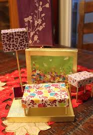 009 how to make dollhouse furniture building doll furniture