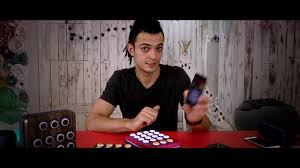 Музыкальный <b>миди контроллер PIGA Music</b> - YouTube