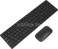 Обзор товара комплект (клавиатура+мышь) <b>MICROSOFT</b> ...