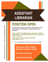essay librarian job description salary and skills job description essay cover letter library assistant duties senior library assistant librarian job description