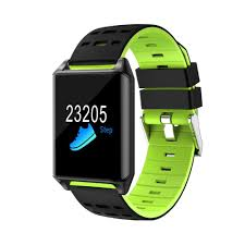 <b>colorful smart watch</b> bracelet <b>3D</b> screen heart rate/blood pressure ...