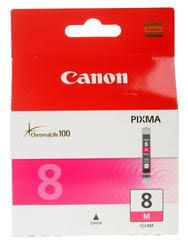 Купить <b>Картридж</b> струйный <b>Canon CLI</b>-<b>8M</b> по супер низкой цене ...