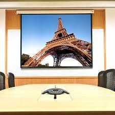 "<b>Draper Baronet</b> 45x80 (92"" Diag.) Electric Projector Screen, <b>HDTV</b> ..."